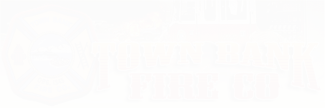 Town Bank Volunteer Fire Co. Logo