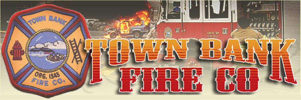 Town Bank Volunteer Fire Co. Logo